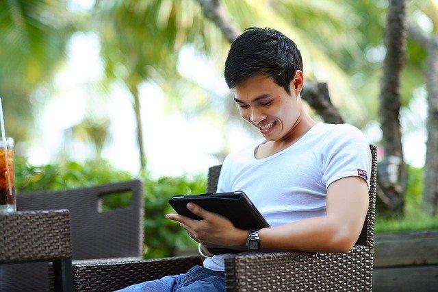 Onlineshopping vor dem Urlaub