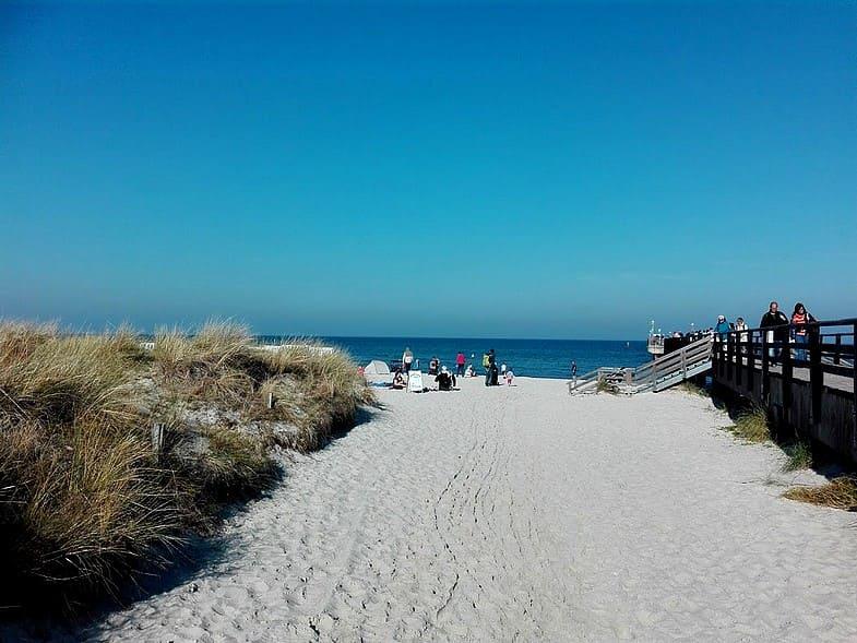 Strand Fischland Darss